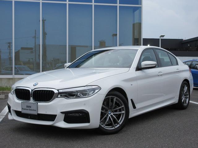 BMW 5シリーズ 523d xDrive Mスピリット 18AWアドバンスドPKGヘッドUPディスプレイACCデモカー認定中古車