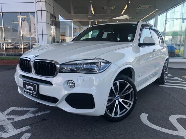 BMW xDrive 35i Mスポーツ 三列シート7人乗り LEDヘッド ウッドP 社外地デジ 20AW