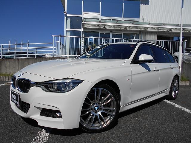 BMW 320dツーリング Mスポーツ 19AW 社外地デジ LEDヘッドライト ACC 禁煙 ワンオナ