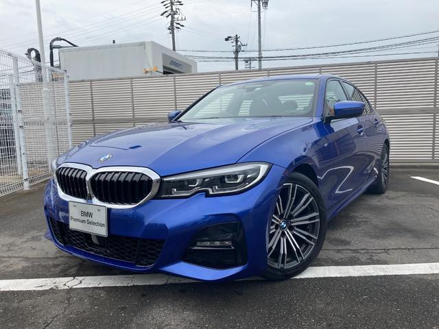 BMW 3シリーズ 318i Mスポーツ パーキングプラスパッケージ コンフォートパッケージ ワイヤレス充電 18AW 禁煙 デモカー