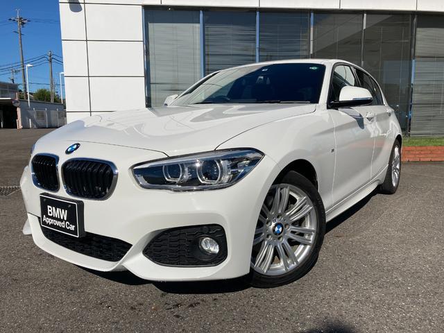 BMW 118d Mスポーツ LEDヘッドライト パーキングサポートパッケージ 17AW 禁煙 ワンオーナー