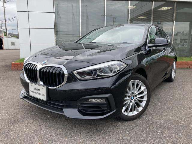 BMW 118i プレイ ブラックレザーシート シートヒーター 電動リヤゲート 17AW 禁煙 デモカー