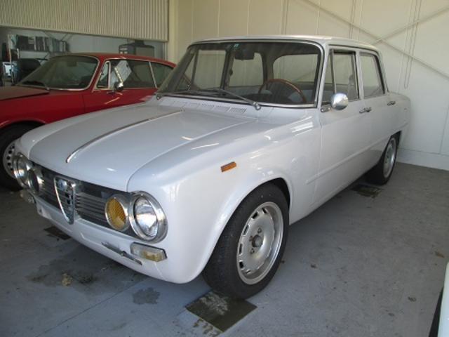 アルファロメオ 1300TI
