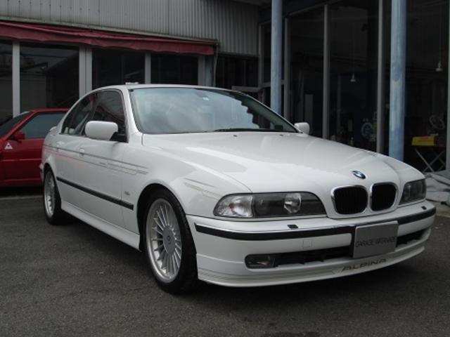 BMWアルピナ B10 3.3リムジン