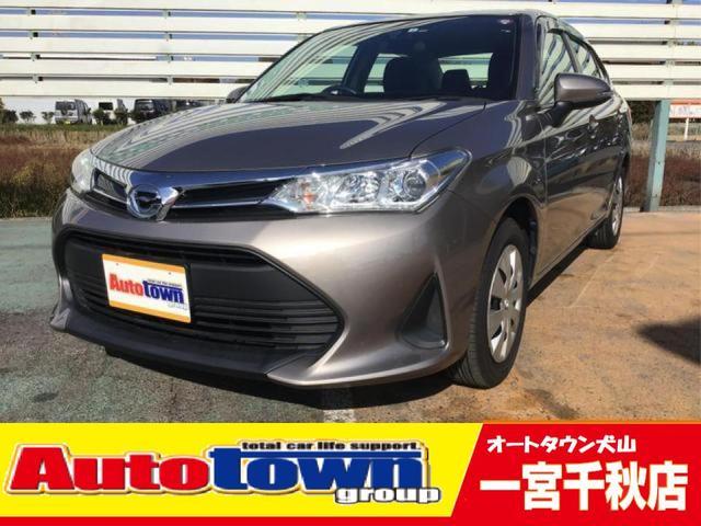 トヨタ 1.5X トヨタセーフティーセンス・軽減ブレーキ・レーンアシスト・オートハイビーム・CD・キーレス