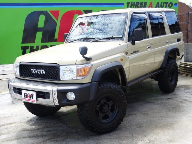 トヨタ バン リフトアップ公認ブラッドレー16AWデフロックSDナビ