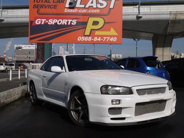 日産 GT-R Vスペック TEIN車高調 FGKマフラー
