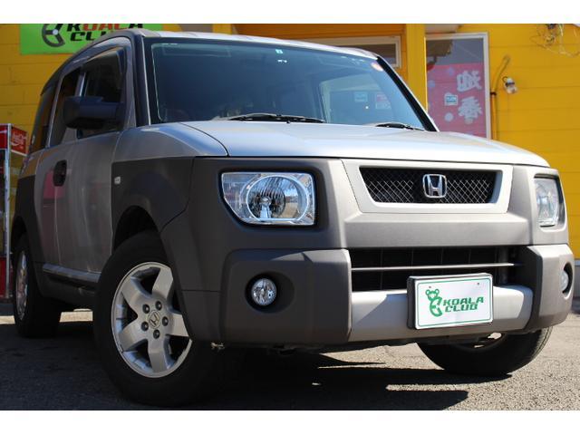 ホンダ ベースグレード 4WD 純正アルミ 社外HDDナビ ETC