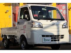 ハイゼットトラックスタンダード パワステ・エアコン 登録済未使用車