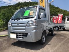 ハイゼットトラックスタンダード 4WD エアコン パワステ 平床ボディ