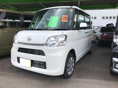 タントL SAIII 軽自動車 自動ブレーキ CVT ワンオーナー