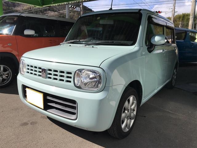 「スズキ」「アルトラパン」「軽自動車」「岐阜県」の中古車