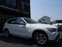 BMW X1sDrive 18iパノラマルーフHDDナビTVバックカメラ