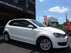 VW ポロTSIコンフォートラインSDナビフルセグTVキーレス禁煙車