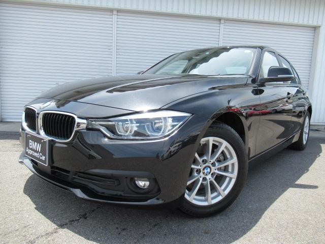 BMW 320d LCI LED16AWデモカー認定中古車