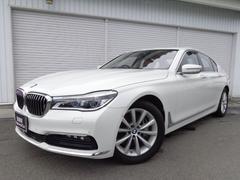 BMW740iプラスPレーザーライトSRハーマンカードン認定中古車