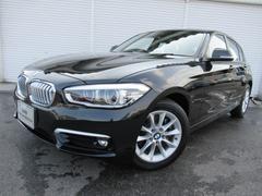 BMW118dスタイル16AWパーキングサポートP認定中古車
