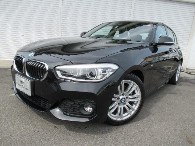 BMW 118i Mスポーツアドバンスドパーキングサポ認定中古車