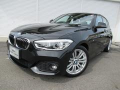 BMW118i Mスポーツアドバンスドパーキングサポ認定中古車