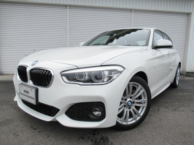 BMW 118i MスポーツコンフォートパーキングサポP認定中古車