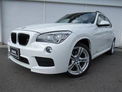 BMW X1sDrive20i MスポーツLCI禁煙1オナ認定中古車