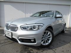 BMW118i スタイル アドバンスドPサポ認定中古車