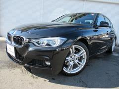 BMW320d Mスポーツ18AWガラスSRデモカー認定中古車
