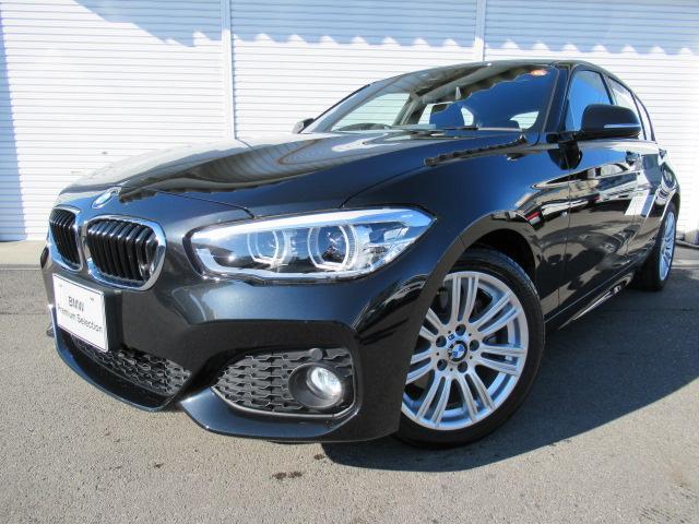 BMW 118i MスポーツコンフォートPサポ禁煙1オナ認定中古車