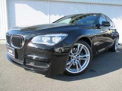 BMWアクティブハイブリッド7Mスポーツ20AW黒革LED認定車