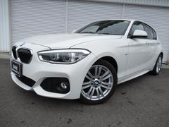 BMW118i MスポーツPサポート17AW禁煙1オナ認定中古車