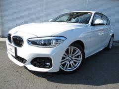 BMW118i Mスポーツ コンフォートPパーキングサポートP