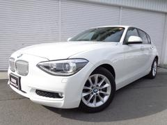 BMW116i スタイル純正HDDナビETC禁煙1オナ認定中古車