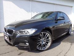 BMWアクティブハイブリッド3MスポーツSR黒革19AW左H認定車