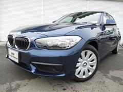 BMW118i LCIパーキングサポートデモカー認定中古車