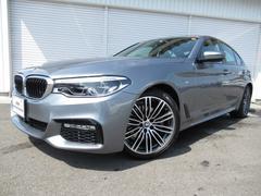 BMW523i Mスポーツハイライン19AW黒革ウッドP認定中古車