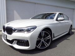 BMW740i Mスポーツ20AWレーザーライトリモートP認定車