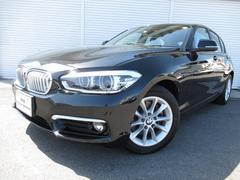 BMW118d スタイル16AWアドバンスドパーキングP認定中古車