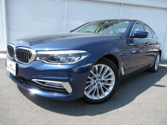 BMW530e Luxベージュ革18AWイノーベションP認定中古車