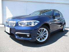 BMW118d スタイル16AWパーキングサポートP認定中古車