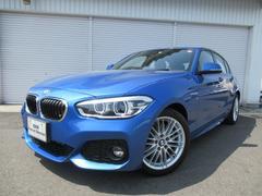 BMW118i Mスポーツ17AWパーキングサポートP認定中古車