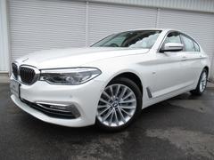 BMW523iラグジュアリー黒革18AWコンフォートP認定中古車