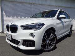 BMW X1sDrive18i MスポーツコンフォートACC19AW禁煙