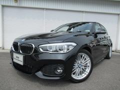 BMW118i MスポーツコンフォートPサポシートヒータ認定中古車
