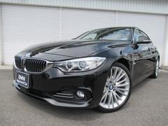 BMW435iグランクーペラグジュアリー19AW黒革ACC認定車
