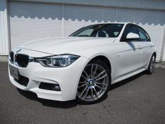 BMW318i Mスポーツ19AWデモカー認定中古車