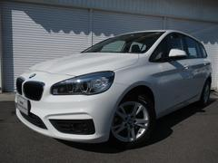 BMW218iグランツアラーETCデモカー認定中古車