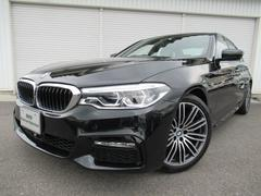BMW523d Mスポーツ19AWイノベコンフォート黒革ハイライン