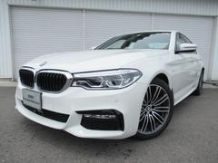 BMW530i Mスポーツ19AWイノベーションP認定中古車