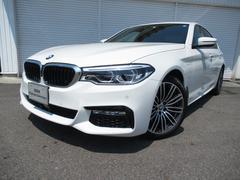 BMW530e Mスポーツ19AWイノベーションP黒革1オナ認定車