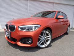 BMW120i Mスポーツ18AWパーキングサポACC社外DTV